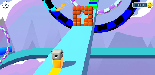 Cube Battle - Surfer Unstoppable 0.1 screenshots 23