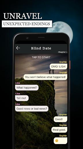 Code Triche Love Stories: Jeux d'histoires de texte (Astuce) APK MOD screenshots 5
