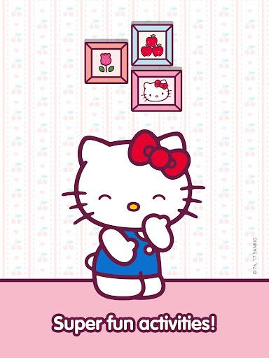 Hello Kitty u2013 Activity book for kids  screenshots 6