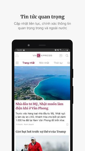 VnExpress - Tin tu1ee9c 24h  Screenshots 1