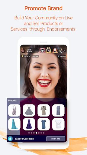 ringID- Live Stream, Live TV  and  Online Shopping 5.5.8 Screenshots 3