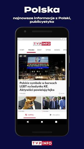 TVP INFO 1.1.0 Screenshots 2