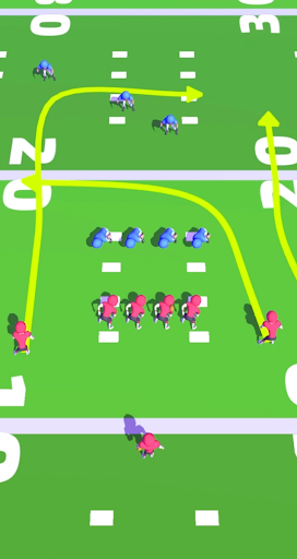 Touchdown Glory 2021 modiapk screenshots 1