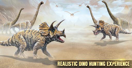 Dinosaur Hunter Sniper Jungle Animal Shooting Game  screenshots 2