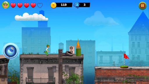 Handy Andy Run - Running Game 35 screenshots 4