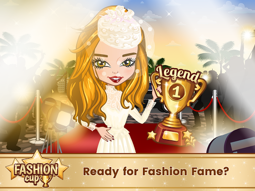 Fashion Cup - Dress up & Duel apkmartins screenshots 1