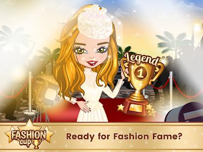 Fashion Cup - Dress up & Duel screenshots 1