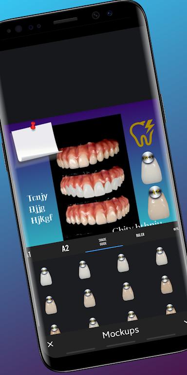 Dental Designer Art  poster 2