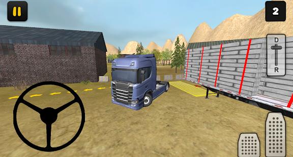 construction truck 3d: prefab transport hack