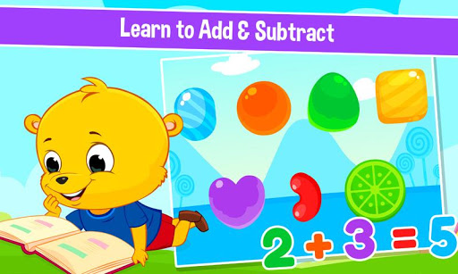 Learn 123 Numbers Counting for Kids Math Games  screenshots 6