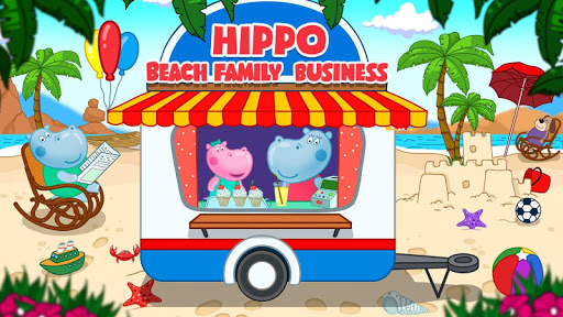 Baby Beach Cafe: Cooking apkpoly screenshots 17