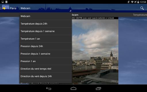 Mu00e9tu00e9o Paris Screenshots 12