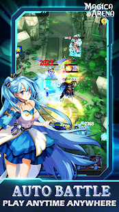 How to hack Magica Arena for android free