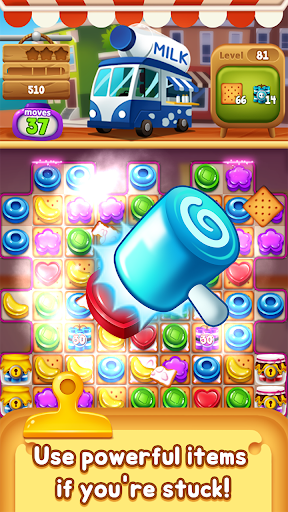 Food Pop: Food puzzle game king in 2021  screenshots 20