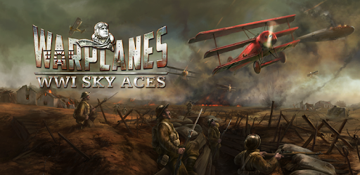 Screenshot of Warplanes: WW1 Sky Aces