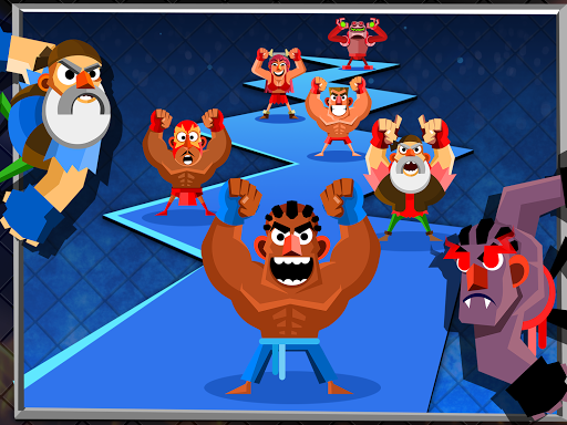 UFB 2: Ultra Fighting Bros - Ultimate Championship 1.1.1 Screenshots 9