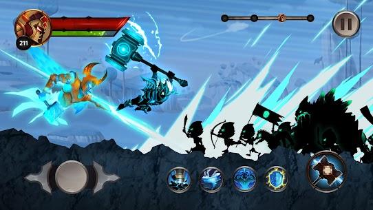 Stickman Legends Shadow Fight Offline Sword Game Hileli Apk Güncel 2021** 4
