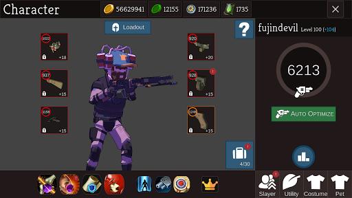 Last Resistance - Idle zombie RPG 0.2936 screenshots 2