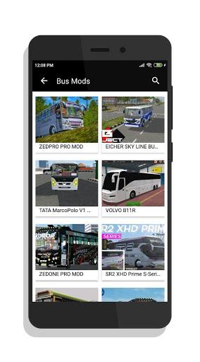 Bus Mod Livery apkpoly screenshots 4