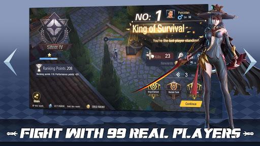 Survival Heroes - MOBA Battle Royale 2.3.1 screenshots 5