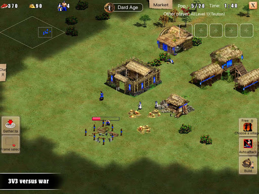 War of Empire Conquestuff1a3v3 Arena Game 1.9.15 Screenshots 9