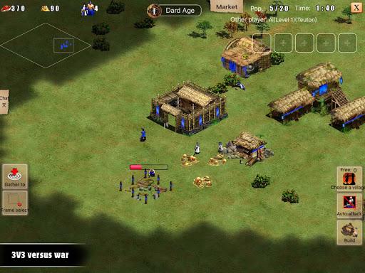War of Empire Conquestuff1a3v3 Arena Game android2mod screenshots 9