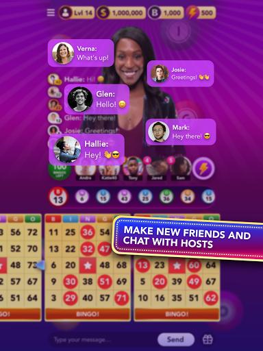 Bingo: Live Play Bingo game with real video hosts 1.5.5 screenshots 10