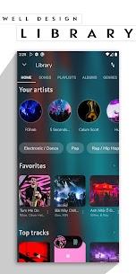 Flowie Music Player Mod Apk (Premium Features Unlocked) 3