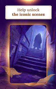 Harry Potter: Puzzles & Spells - Match 3 Games 35.2.729 Screenshots 1