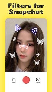 Filter for Snapchat – Live Filter Camera Editor Apk Download NEW 2021 3