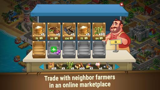 Farm Dream - Village Farming Sim modavailable screenshots 4