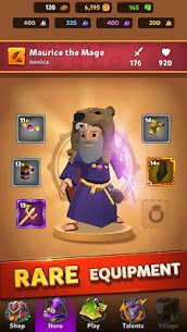 Mage Hero Mod Apk (Unlimited Coins/Diamonds) 4