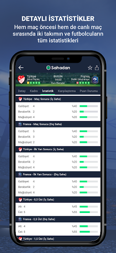 Sahadan Canlu0131 Sonuu00e7lar android2mod screenshots 3