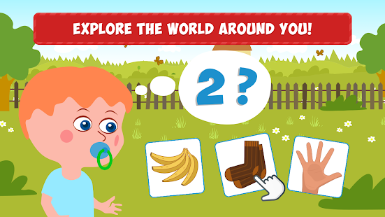 The Blue Tractor: Fun Learning Games for Toddlers 1.2.0 Screenshots 4