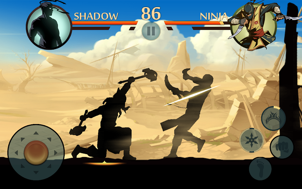Shadow Fight 2 poster 23
