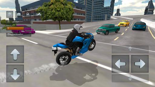 Extreme Bike Driving 3D 1.17 screenshots 10
