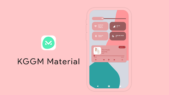 KGGM Material for KWGT Apk (Paid) for Android 7