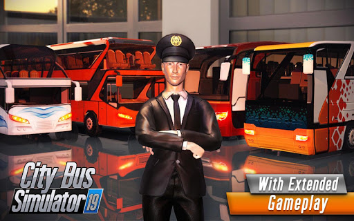 Euro Bus Driver Simulator 3D: City Coach Bus Games 2.1 Screenshots 11