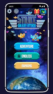 Air Strike Galaxy Shooter 1.3 screenshots 1