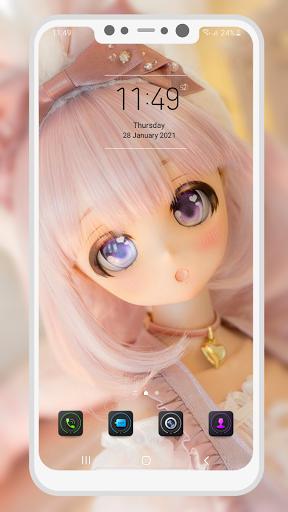 Doll Wallpaper apktram screenshots 2