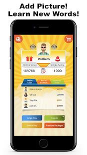Hangman Multiplayer - Online Word Game 8.0.6 Screenshots 3