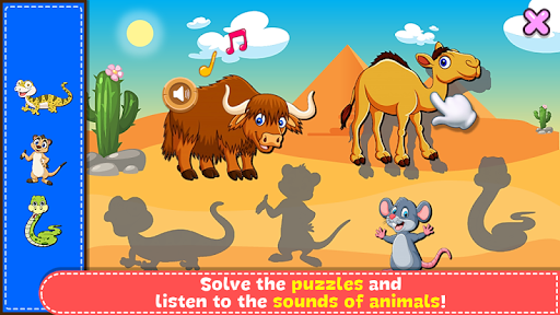 Coloring & Learn Animals - Kids Games 1.18 screenshots 3