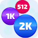 Merge Dots 2048 - shoot balls, solve puzzles - Androidアプリ