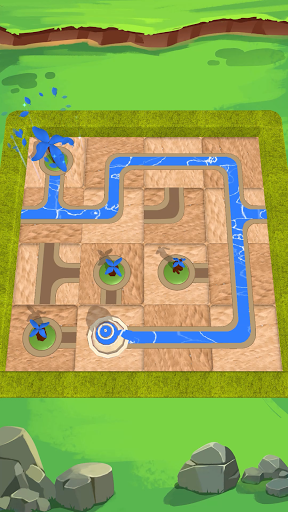Water Connect Puzzle goodtube screenshots 2