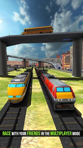 City Train Driver Simulator 2021:Free Train Games apktram screenshots 2