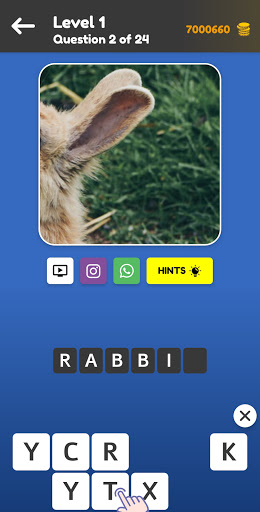 Zoom Quiz: Close Up Picture Game, Guess the Word apklade screenshots 2