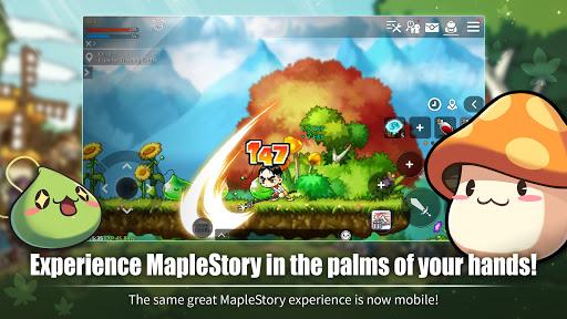 MapleStory M - Open World MMORPG 1.6100.2430 screenshots 4