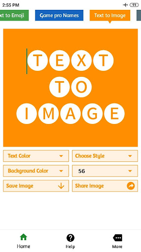 Fancy text generator : Stylish text & cool fonts 1.3.6 Screenshots 5