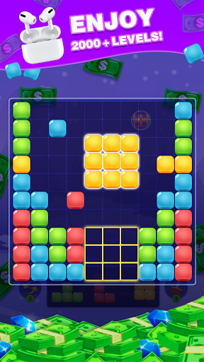 Block Puzzle: Lucky Game apkpoly screenshots 4