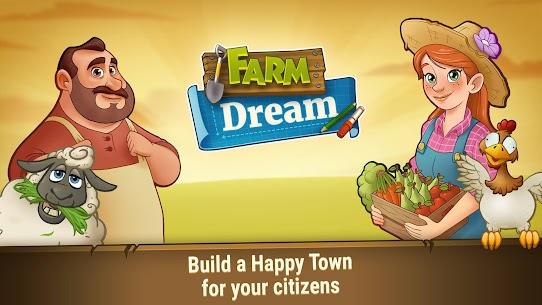 Farm Dream MOD APK (Unlimited Money/Diamonds) Download 4